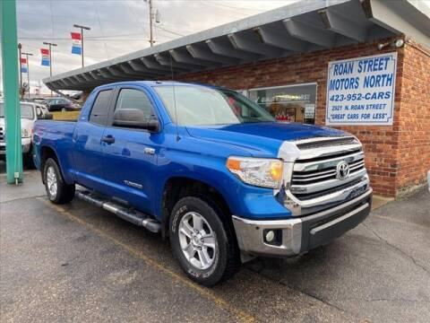 2016 Toyota Tundra for sale at PARKWAY AUTO SALES OF BRISTOL - Roan Street Motors in Johnson City TN
