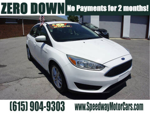 2015 Ford Focus for sale at Speedway Motors in Murfreesboro TN
