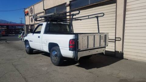 1998 Dodge Ram Pickup 1500 for sale at Vehicle Center in Rosemead CA