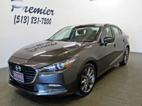 2018 Mazda MAZDA3 for sale at Premier Automotive Group in Milford OH