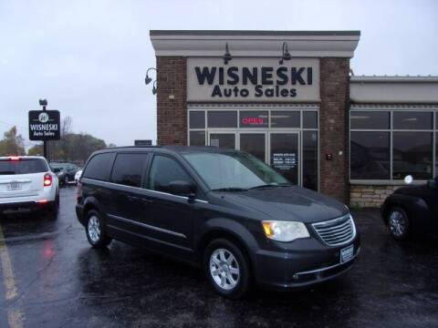 2011 Chrysler Town and Country for sale at Wisneski Auto Sales, Inc. in Green Bay WI