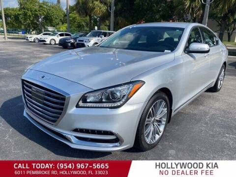 2018 Genesis G80 for sale at JumboAutoGroup.com in Hollywood FL