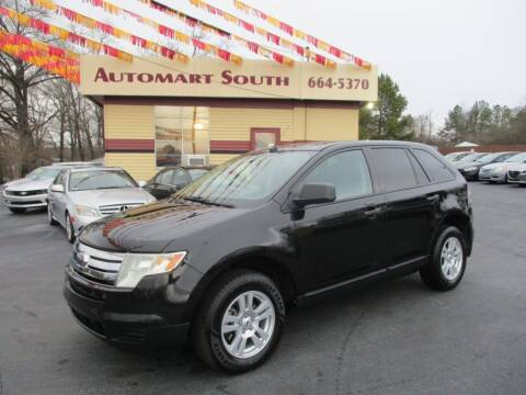 2010 Ford Edge for sale at Automart South in Alabaster AL