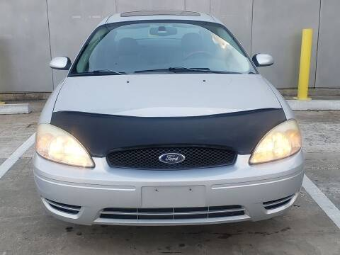 2005 Ford Taurus for sale at Delta Auto Alliance in Houston TX