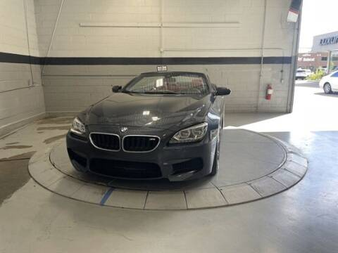 2014 BMW M6 for sale at Luxury Car Outlet in West Chicago IL