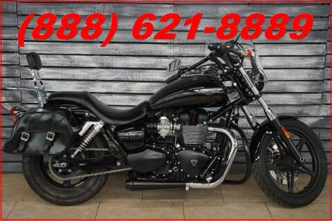 2016 Triumph Speedmaster for sale at Motomaxcycles.com in Mesa AZ