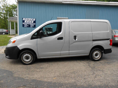 2014 Nissan NV200 for sale at Keiter Kars in Trafford PA