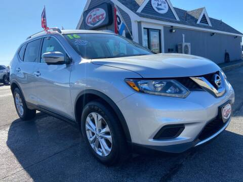 2016 Nissan Rogue for sale at Cape Cod Carz in Hyannis MA