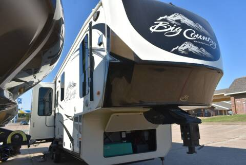 2014 Heartland Big Country 3150RL for sale at Buy Here Pay Here RV in Burleson TX