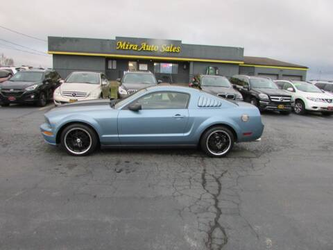 2006 Ford Mustang for sale at MIRA AUTO SALES in Cincinnati OH