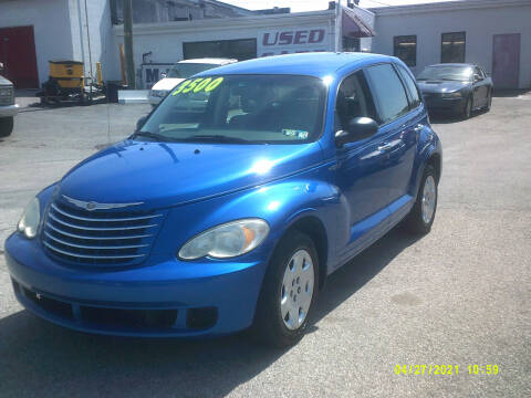 2006 Chrysler PT Cruiser for sale at M & M Inc. of York in York PA