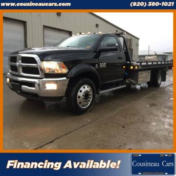 2018 RAM Ram Chassis 5500 for sale at CousineauCars.com in Appleton WI