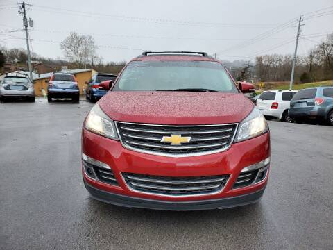 2013 Chevrolet Traverse for sale at DISCOUNT AUTO SALES in Johnson City TN