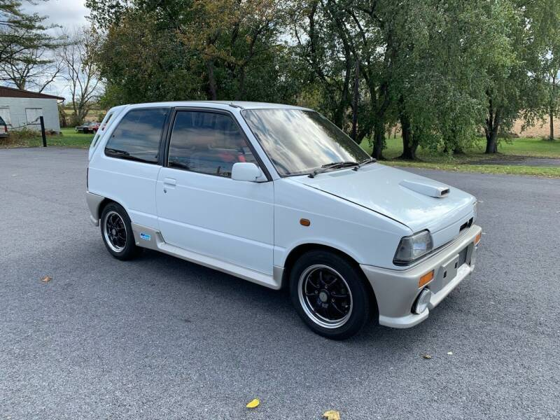 1987 Suzuki Alto Works for sale at M4 Motorsports in Kutztown PA