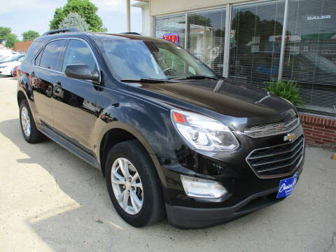 2017 Chevrolet Equinox for sale at Choice Auto in Carroll IA