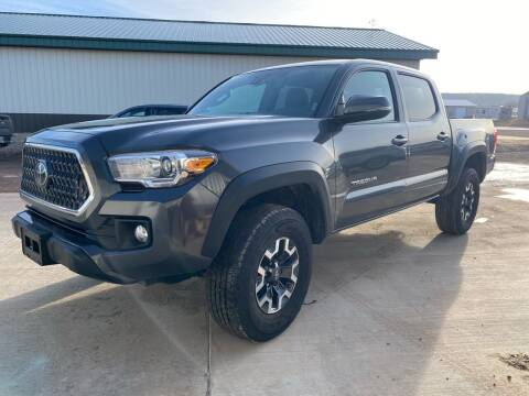 2019 Toyota Tacoma for sale at FAST LANE AUTOS in Spearfish SD