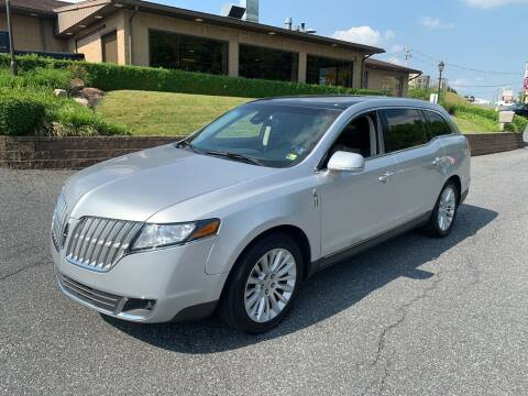 2012 Lincoln MKT for sale at WENTZ AUTO SALES in Lehighton PA