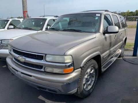 2001 Chevrolet Suburban for sale at American Motors Inc. - Cahokia in Cahokia IL