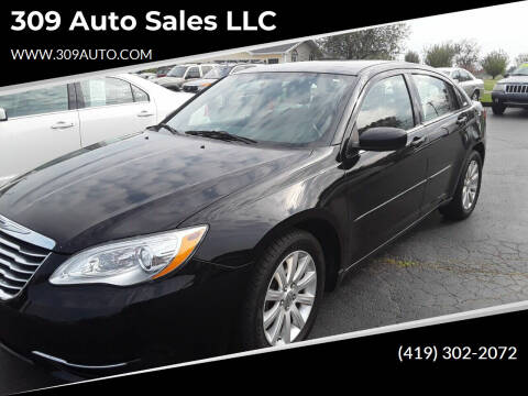 2012 Chrysler 200 for sale at 309 Auto Sales LLC in Harrod OH