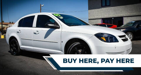 2009 Chevrolet Cobalt for sale at Rahimi Automotive Group in Yuma AZ