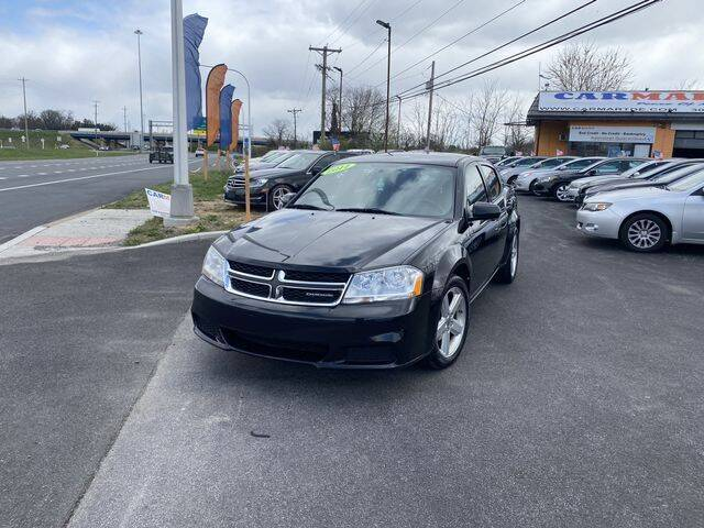 2011 Dodge Avenger for sale at CARMART Of New Castle in New Castle DE