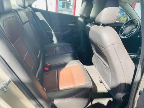 2016 Chevrolet Malibu Limited for sale at Klassic Cars in Lilburn GA
