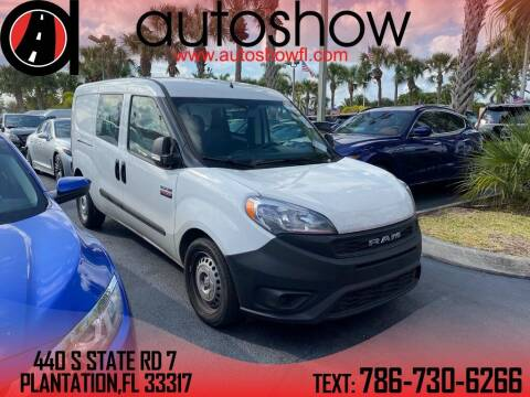 2020 RAM ProMaster City Wagon for sale at AUTOSHOW SALES & SERVICE in Plantation FL