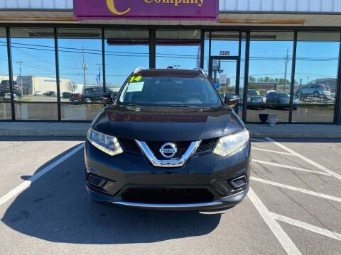 2014 Nissan Rogue for sale at Washington Motor Company in Washington NC