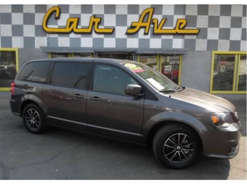 2018 Dodge Grand Caravan for sale at Car Ave in Fresno CA