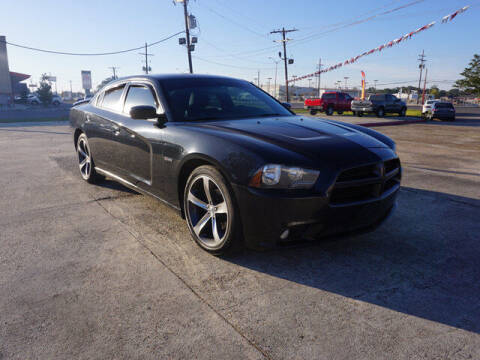 2014 Dodge Charger for sale at BLUE RIBBON MOTORS in Baton Rouge LA