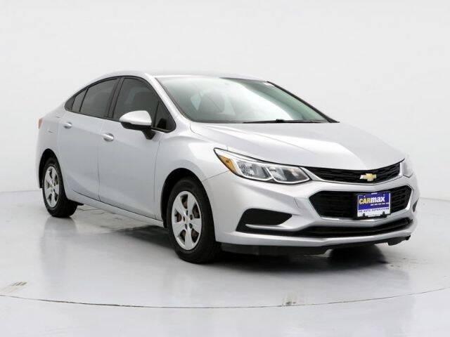 2018 Chevrolet Cruze for sale at USA Auto Inc in Mesa AZ