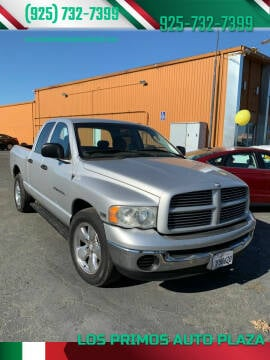 2004 Dodge Ram Pickup 1500 for sale at Los Primos Auto Plaza in Antioch CA