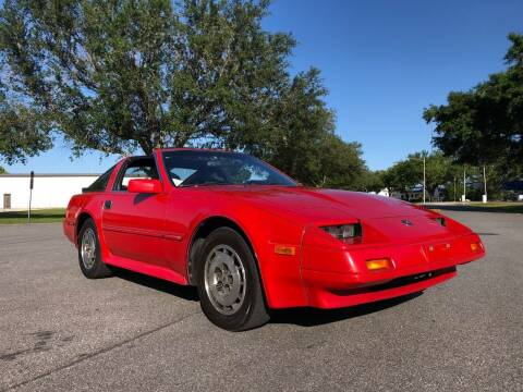 1986 Nissan 300ZX for sale at Global Auto Exchange in Longwood FL
