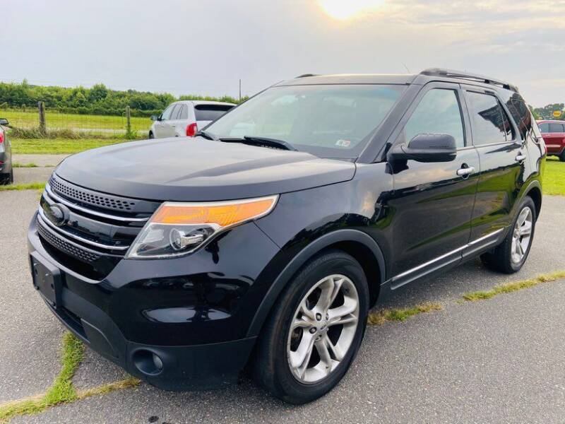 2011 Ford Explorer for sale in Princeton, NC