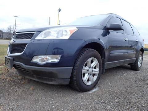 2012 Chevrolet Traverse for sale at RPM AUTO SALES in Lansing MI