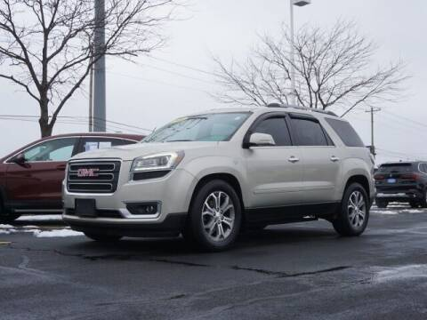 2014 GMC Acadia for sale at BASNEY HONDA in Mishawaka IN