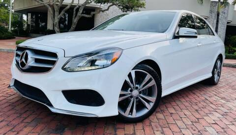 2014 Mercedes-Benz E-Class for sale at PennSpeed in New Smyrna Beach FL
