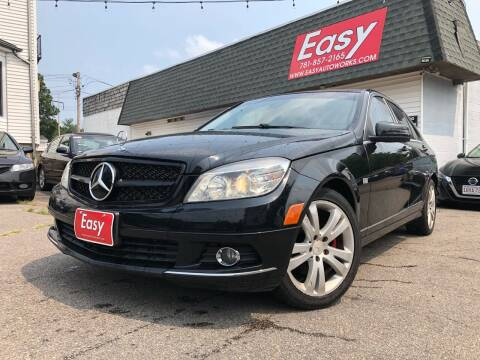 2011 Mercedes-Benz C-Class for sale at Easy Autoworks & Sales in Whitman MA