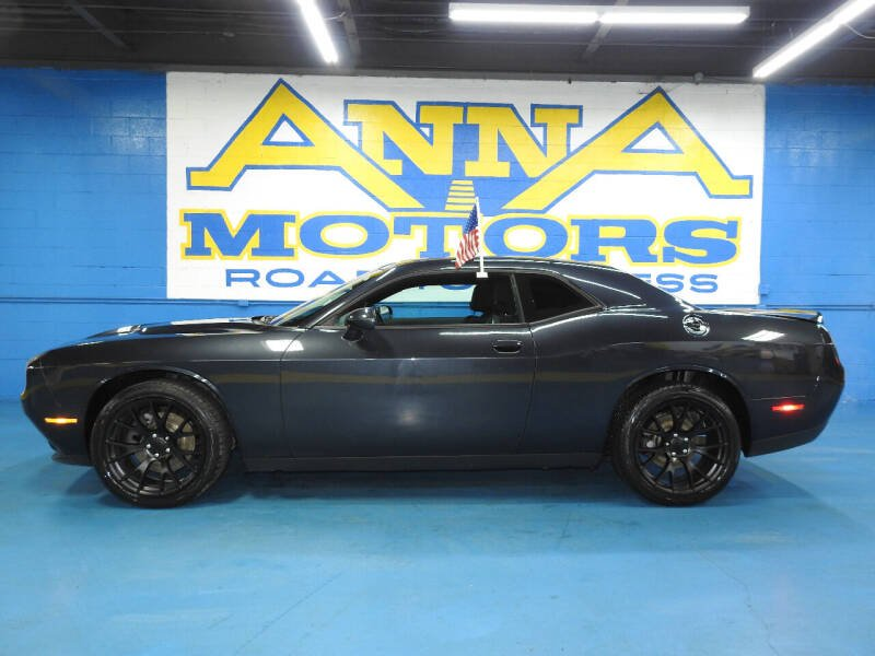 2019 Dodge Challenger for sale at ANNA MOTORS, INC. in Detroit MI