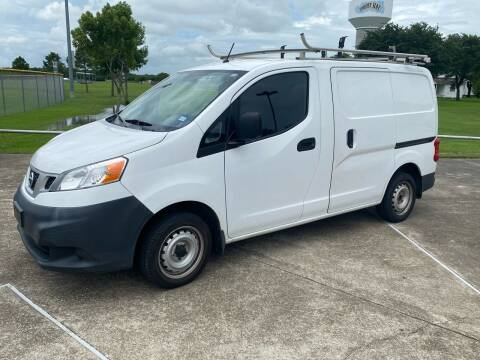 2015 Nissan NV200 for sale at M A Affordable Motors in Baytown TX