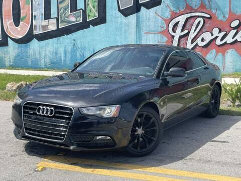2013 Audi A5 for sale at Palermo Motors in Hollywood FL