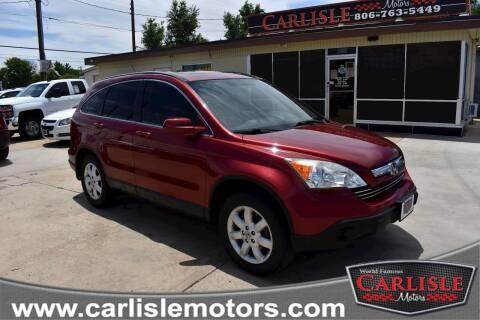 2008 Honda CR-V for sale at Carlisle Motors in Lubbock TX