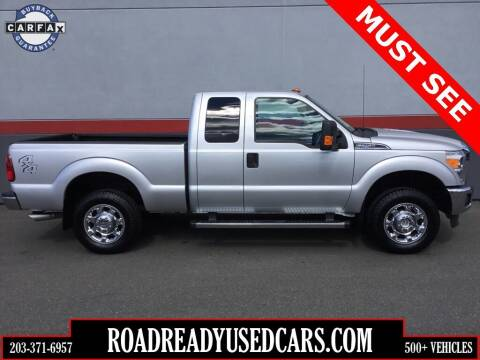 2015 Ford F-250 Super Duty for sale at Road Ready Used Cars in Ansonia CT