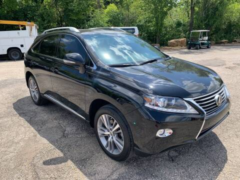 2015 Lexus RX 350 for sale at Ol Mac Motors in Topeka KS