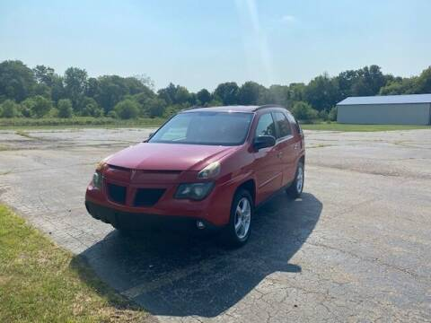 2004 Pontiac Aztek for sale at Caruzin Motors in Flint MI