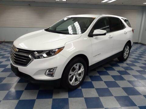 2018 Chevrolet Equinox for sale at Mirak Hyundai in Arlington MA
