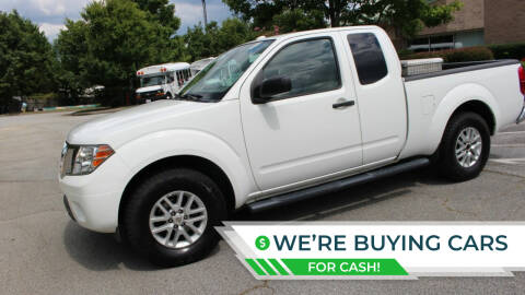 2016 Nissan Frontier for sale at NORCROSS MOTORSPORTS in Norcross GA