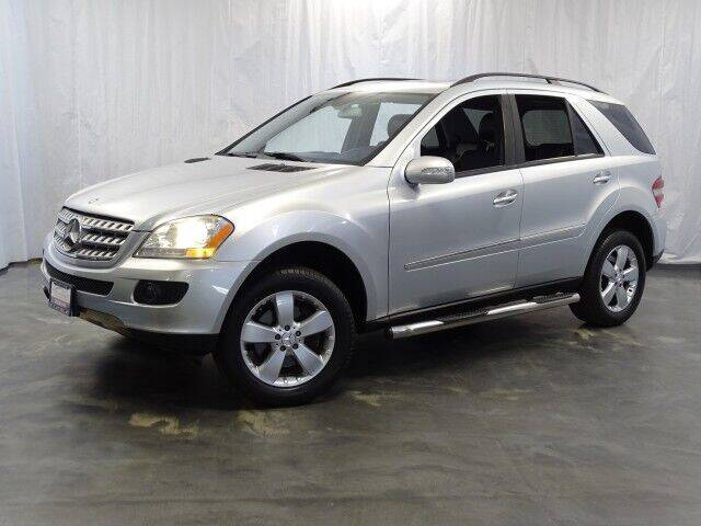2006 Mercedes-Benz M-Class for sale at United Auto Exchange in Addison IL