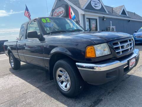 2002 Ford Ranger for sale at Cape Cod Carz in Hyannis MA