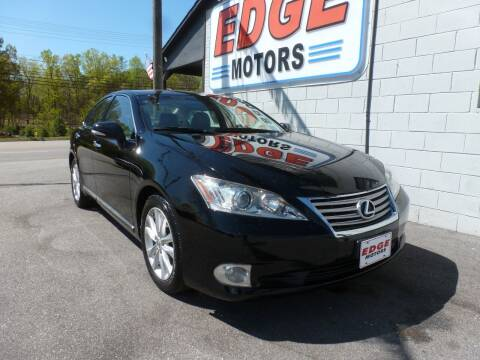 2012 Lexus ES 350 for sale at Edge Motors in Mooresville NC